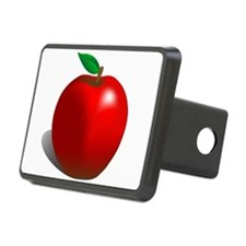 Red Apple Fruit Hitch Cover
