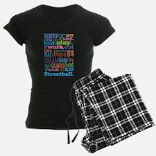 Streetball Pajamas