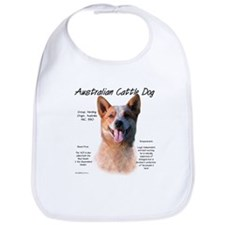 ACD (red speckle) Bib
