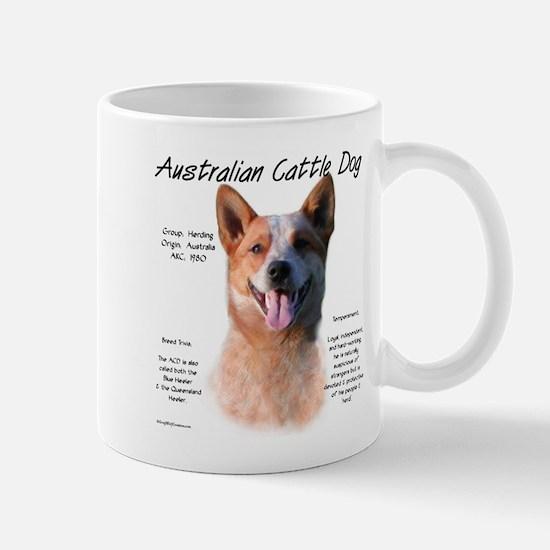 Cattle Dog (red) Mug