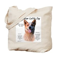 ACD (red speckle) Tote Bag