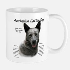 Cattle Dog (blue) Mug