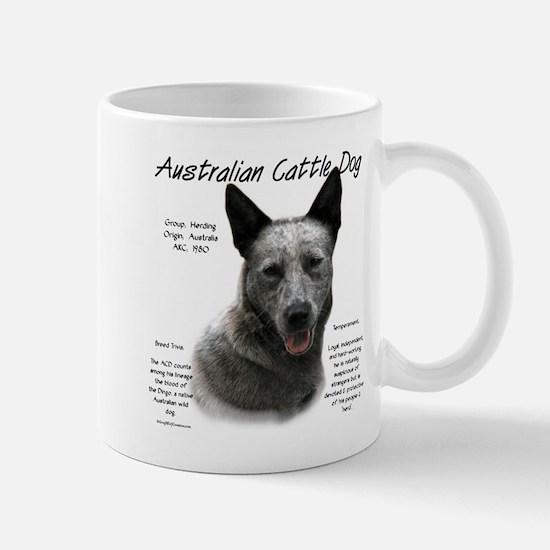Cattle Dog (blue) Mug