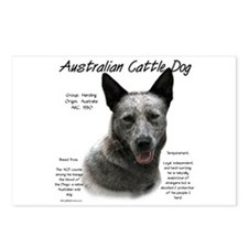 ACD (blue) Postcards (Package of 8)