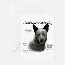 ACD (blue) Greeting Cards (Pk of 10)