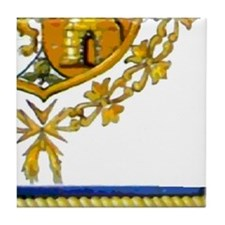 Tile Mural Special Tile Coaster