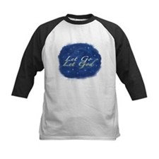Let Go and Let God w/ Stars Tee