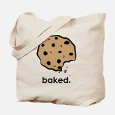 Baked. Tote Bag
