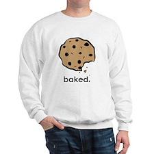 Baked. Sweatshirt