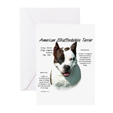 Am Staff Greeting Cards (Pk of 10)