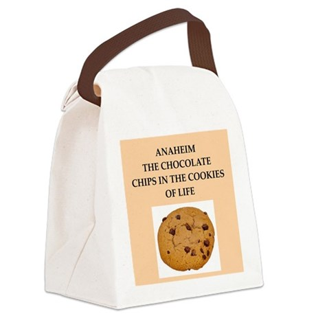 ANAHEIM.png Canvas Lunch Bag