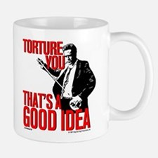 Reservoir Dogs Torture You Small Small Mug