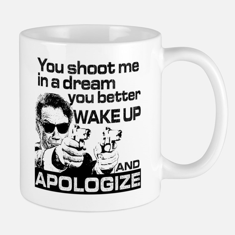 In A Dream Reservoir Dogs Small Small Mug
