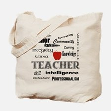 Teacher Pride Tote Bag