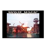 Movie Magic Postcards (Package of 8)