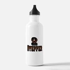 2 STEPPER Water Bottle