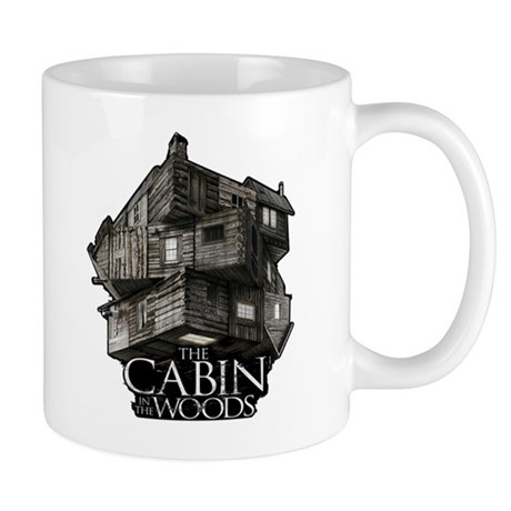 Cabin in the Woods Cube Mug