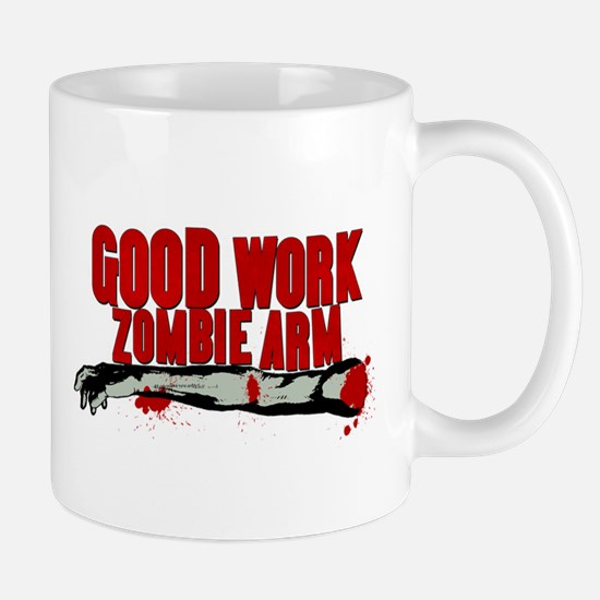 Cabin in the Woods Zombie Arm Mug