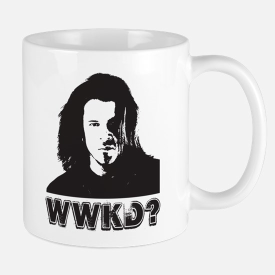 Leverage WWKD Mug