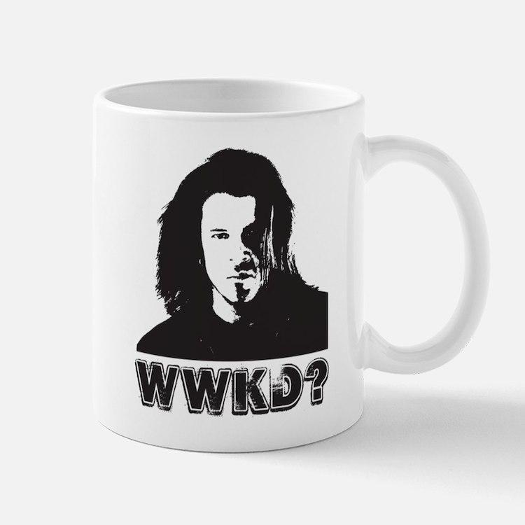 Leverage WWKD Small Small Mug