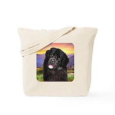 Newfoundland Meadow Tote Bag
