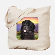 Newfoundland Meadow Tote Bag