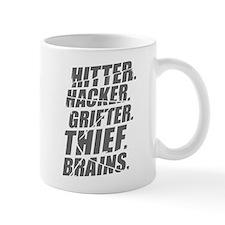 Leverage Team Jobs Small Mug