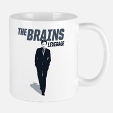 Leverage Brains Mug