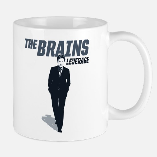 Leverage Brains Mug