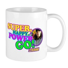 Super Happy Power Go Mug