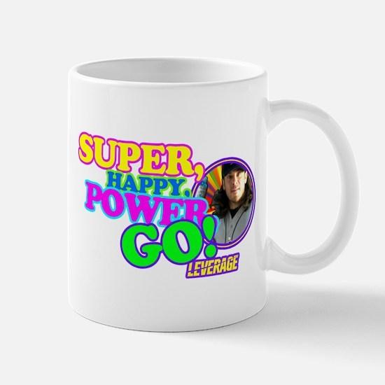 Super Happy Power Go Mug