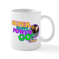 Super Happy Power Go Small Mug