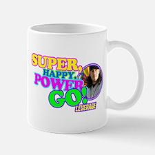 Super Happy Power Go Small Small Mug