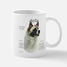 Akita (pinto) Mug
