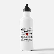 Teacher Pride Water Bottle