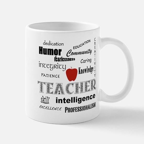 Teacher Pride Mug