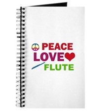 Peace Love Flute Journal