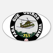 Forca Aérea Portuguesa Esquadra 751 Pumas Decal