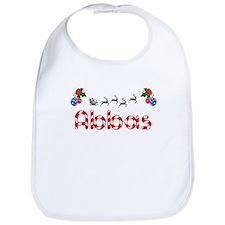 Abbas, Christmas Bib