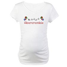 Abercrombie, Christmas Shirt