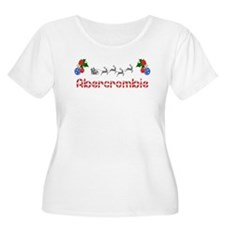Abercrombie, Christmas T-Shirt