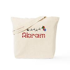 Abram, Christmas Tote Bag