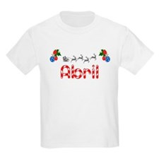 Abril, Christmas T-Shirt