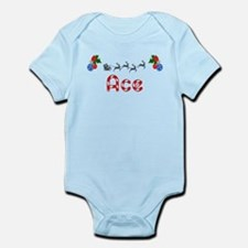 Ace, Christmas Infant Bodysuit
