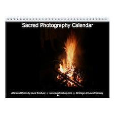 Sacred Altar Wall Calendar (v. 3)