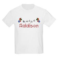 Addison, Christmas T-Shirt