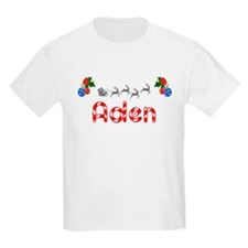 Aden, Christmas T-Shirt