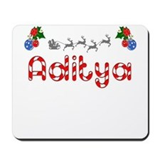 Aditya, Christmas Mousepad