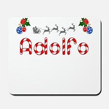 Adolfo, Christmas Mousepad