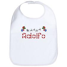 Adolfo, Christmas Bib